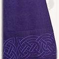 Mytholon Hangeroc Alva vissegraatmotief lila