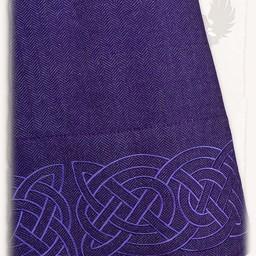 Hangeroc Alva jodełka motyw liliowy