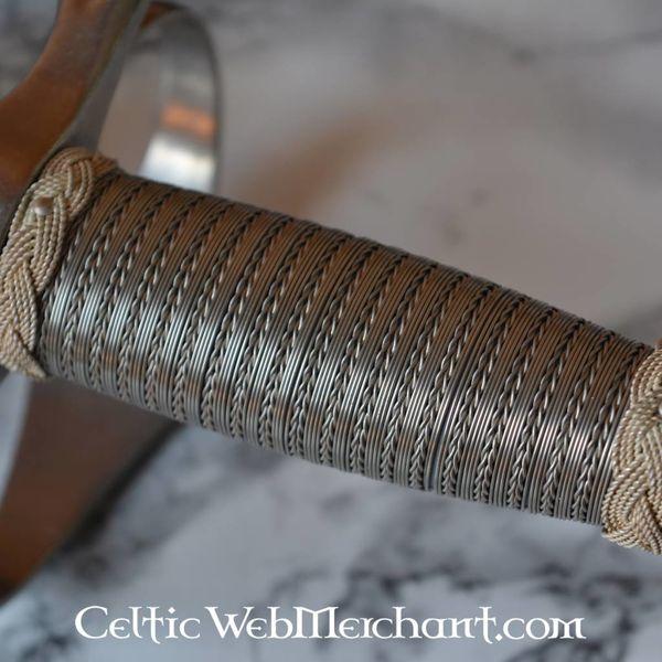 CAS Hanwei Side Sword with steel wire grip