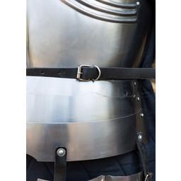 Gotischer Brustpanzer mit Rückenplatte und Tassets