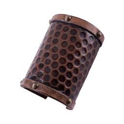Leather bracelet Cenric