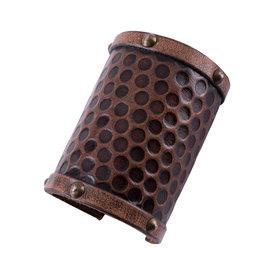 Deepeeka Leren armband Cenric