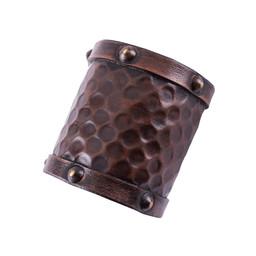 Leather bracelet Finan