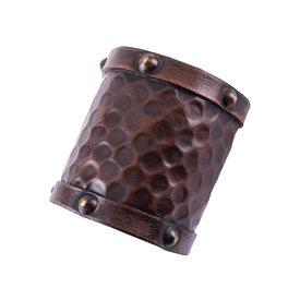 Deepeeka Leren armband Finan