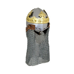 Bascinet Helm Robert the Bruce
