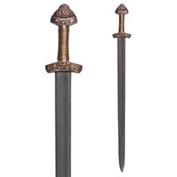 Viking sword Dybek damast