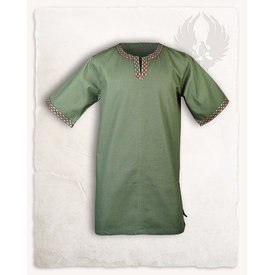 Mytholon Mittelalterliche Tunika Sigbert, grün