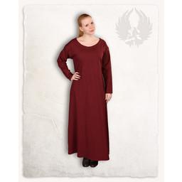 Wikinger Kleid Lenora, rot