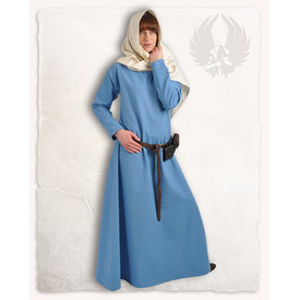 Mytholon Viking dress Lenora, light blue