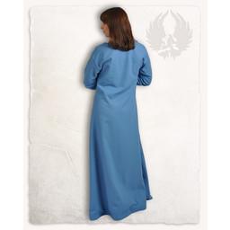 Vikingekjole Lenora, lyseblå