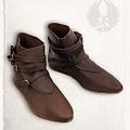 Mytholon Medieval ankle boots Raimund brown