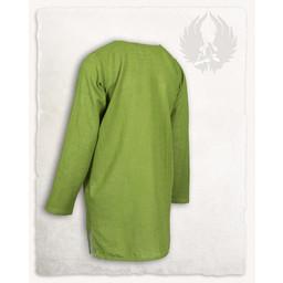 Viking tunika Tronde pościel, zielony