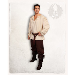 Pirate koszula Rafael krem