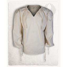 Camisa del pirata crema Rafael