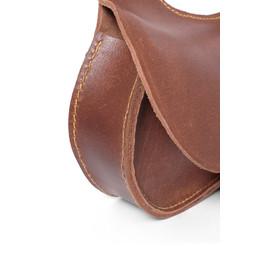 Medieval torba Paryż, brązowy