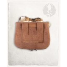 Viking bag Avaldsnes brązowy