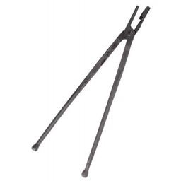 Hånd-smedede tænger, 45 x 2 cm