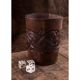 Ulfberth Viking dice cup
