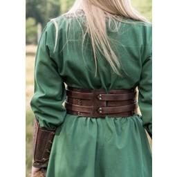 Mittelalterlicher Gürtel Elena, schwarz