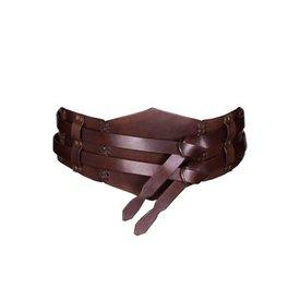 Ulfberth Medieval belt Elena, brown