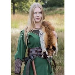 cinturón medieval Elena, marrón