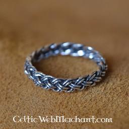 Wikinger Ring mit Knotenmuster
