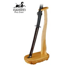 Oak wooden stand for Odachi