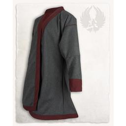 Viking Kaftan Rasoul, Wolle, grau