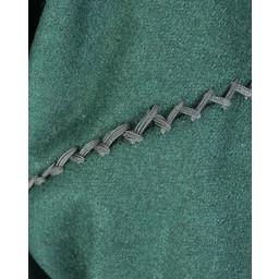 Viking Kaftan Rasoul, Wolle, grün