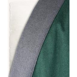 De Viking caftan Rasoul, lana, verde