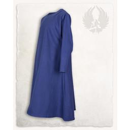 Medeltida tunika Wolfram, blå