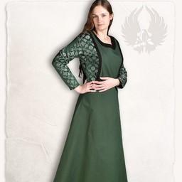 Surcot Juliana, dark green