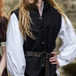 17 wieku kamizelka żeglarz, czarny