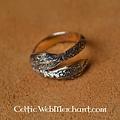 Puntas de lanza de bronce anillo de Viking