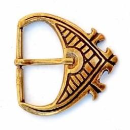Middeleeuwse gesp 4,5 cm