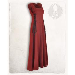 Medieval surcot Uma, red