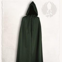 Cloak Aaron wool, green