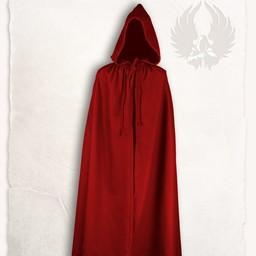 Cloak Aaron wool, red