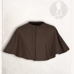 Pelerine Bron, brown