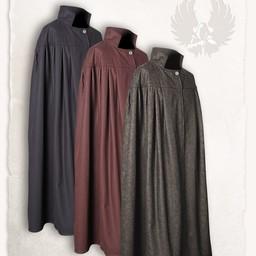 Płaszcz bron, wełna, brązowy