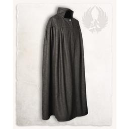 Cloak Bron, wool, grey