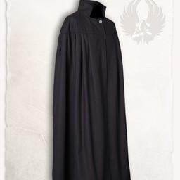 Cloak Bron, Wełna, Czarny