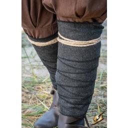 Viking Winingas Herringbone Motiv, Sort