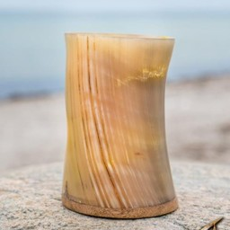 Horn cup Adventurer, light