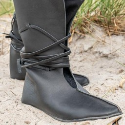 Viking boots Rolf, black