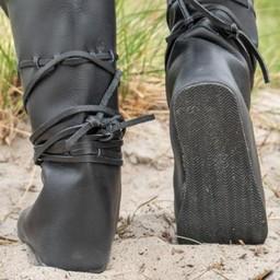 Viking laarzen Rolf, zwart