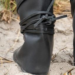 Buty wikingów Rolf, czarne