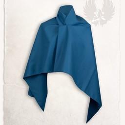 Tørklæde emil, lyseblå