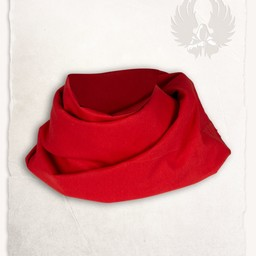 Scarf Emil, red