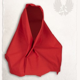 Bufanda emil, rojo